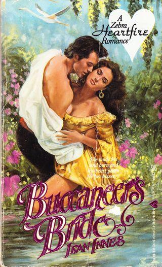 Buccaneers bride