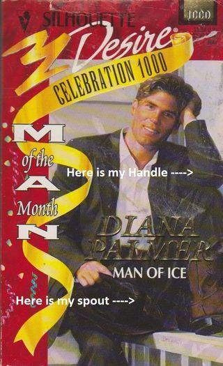 Man of ice