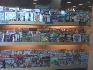 Mag display