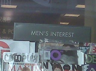 Mens interest