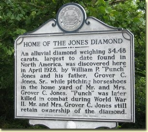 Jones-diamond-marker