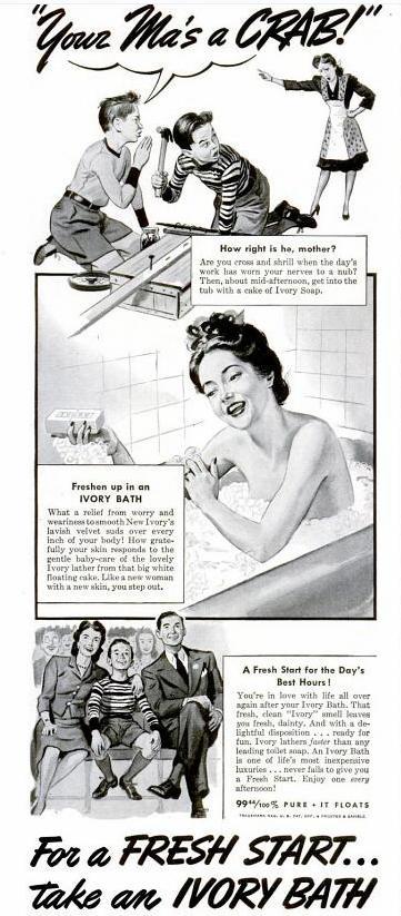 1942 Life Ivory