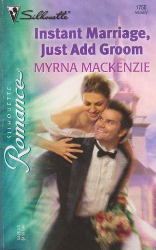 Instant marriage just add groom