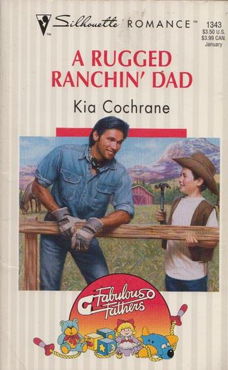 A rugged ranchin dad