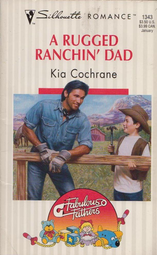 A rugged ranchin dad