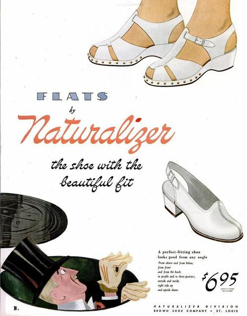 1945 Life Shoes