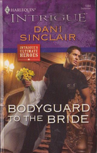 Bodyguard to the bride