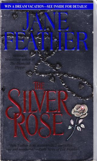 The silver rose 1