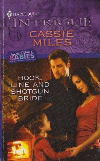 Hook line and shotgun bride
