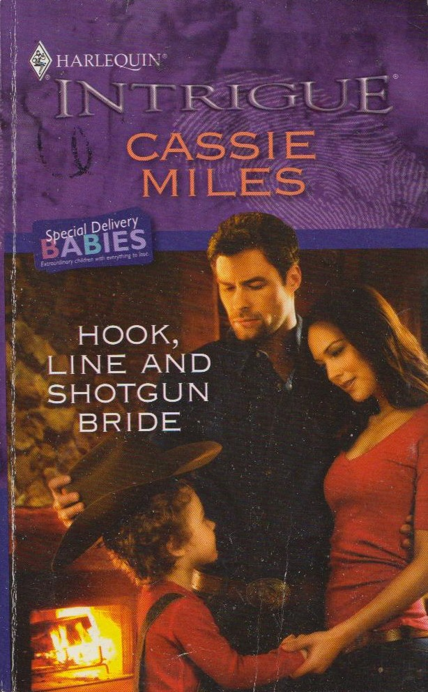 Hook line and shotgun bride