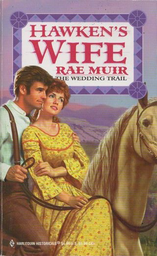 Hawkens wife