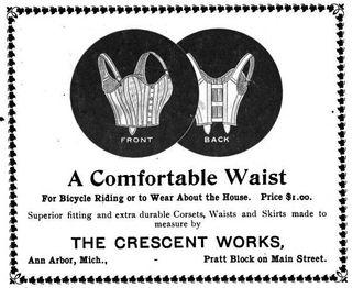 Corset 1899