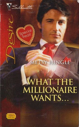 What the millionaire wants