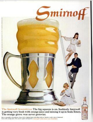 1968 Smirnoff