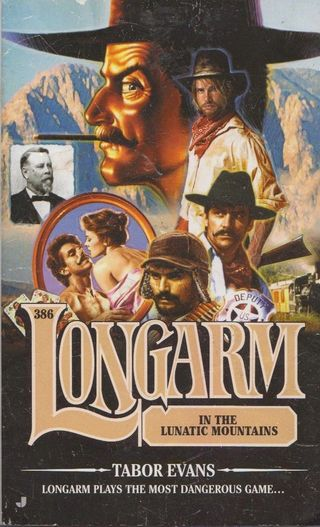 Western longarm in the lunatic mountains