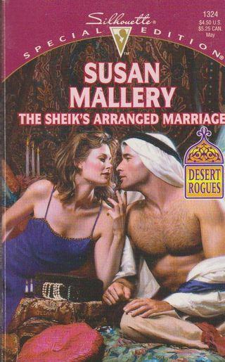 The sheiks arranged marriage