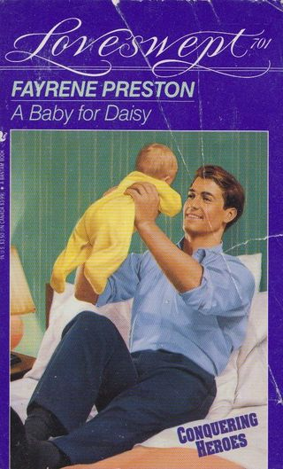 A baby for daisy