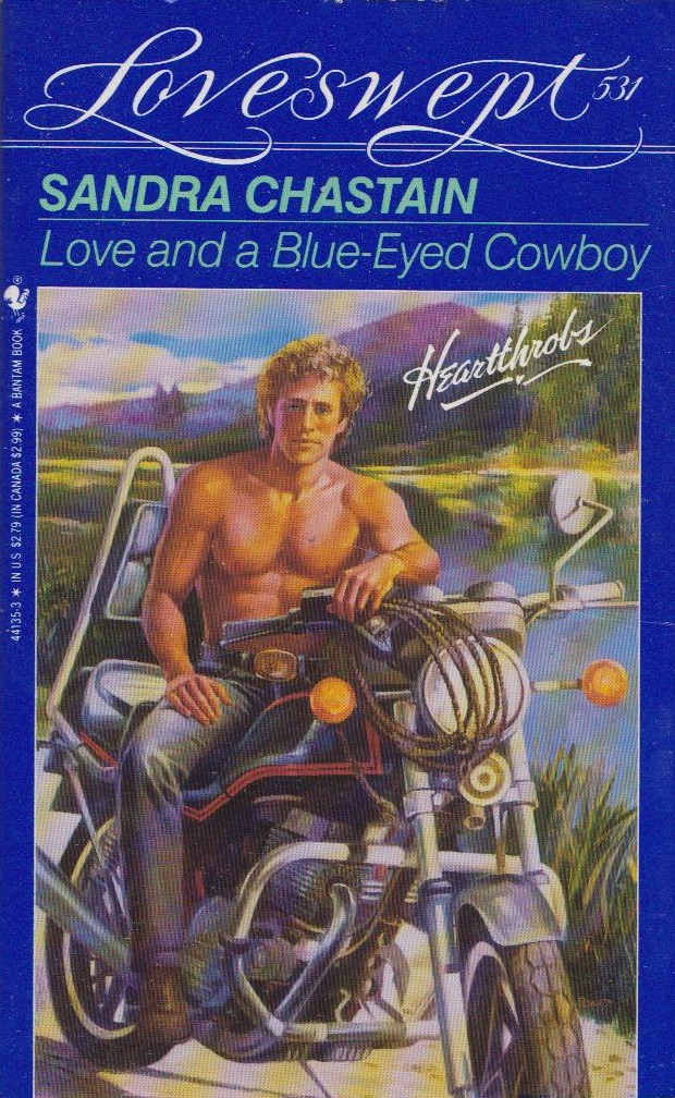 Love and a blue eyed cowboy