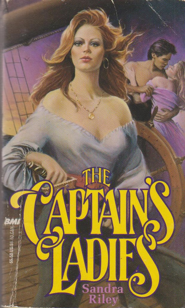 The captains ladies