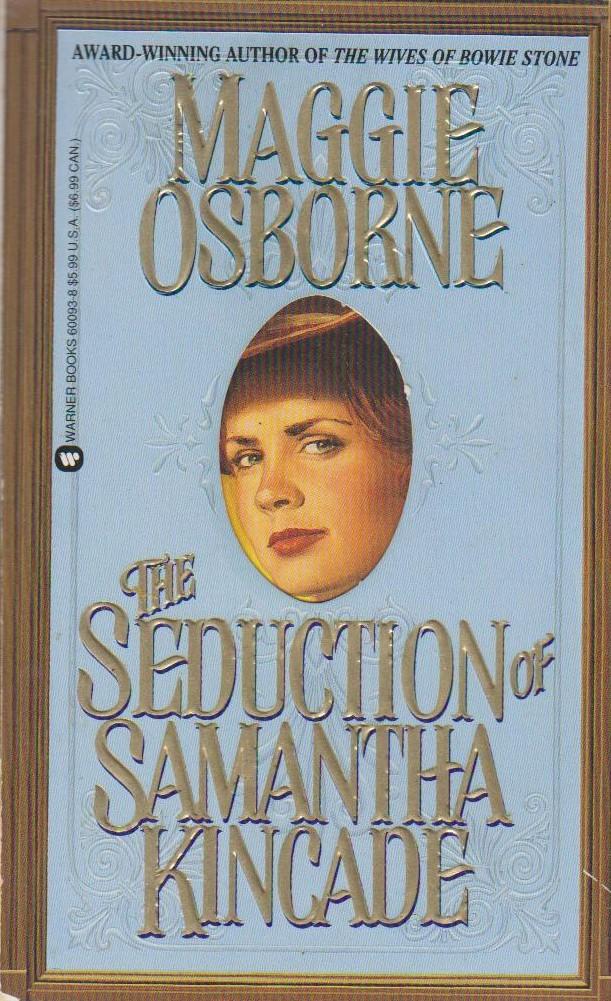 The seduction of samantha kincade