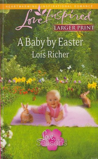 A baby by easter