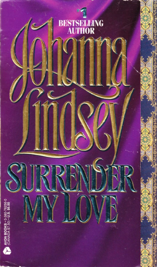 Surrender my love