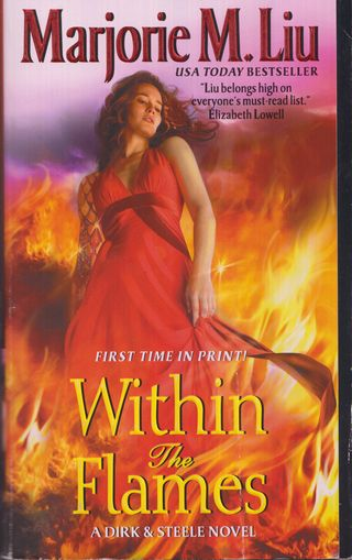 Within the Flames 1